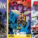 Batman, X-Men, Deadpool: Jakie komiksy przeczytać w grudniu?