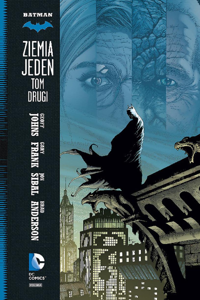 Batman Ziemia Jeden (tom 2) /materiały prasowe