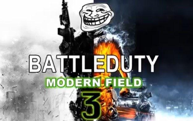 Battle Duty: Modern Field 3 - motyw graficzny /Informacja prasowa