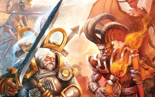 Battle vs Chess - motyw graficzny /INTERIA.PL