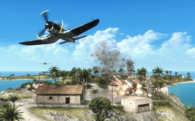 Battlefield 1943 - wersja PC nie powstanie /Informacja prasowa