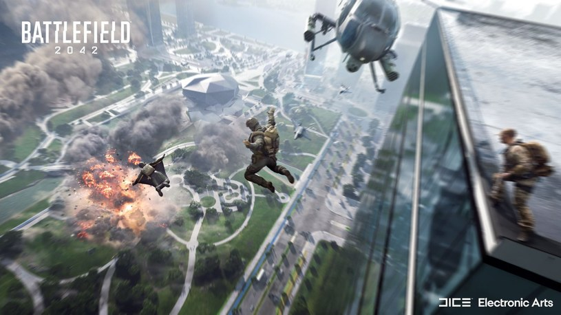 Battlefield 2042 /materiały prasowe