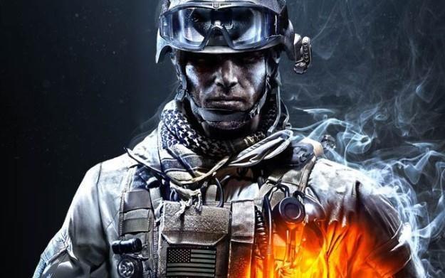 Battlefield 3 - motyw graficzny /Informacja prasowa