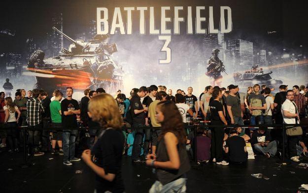 Battlefield 3 na przekór światowym trendom i statystykom. Brawa dla marketingowców! /AFP