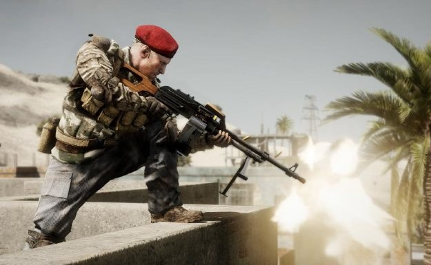 Battlefield: Bad Company 2 - nie doczekamy się dodatku Onslaught, trzecia część serii ma priorytet /Informacja prasowa