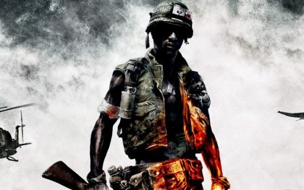 Battlefield: Bad Company 2 Vietnam - motyw graficzny /Informacja prasowa