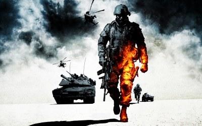 Battlefield: Bad Company 2 - wojna na ziemi, na wodzie i w powietrzu /INTERIA.PL