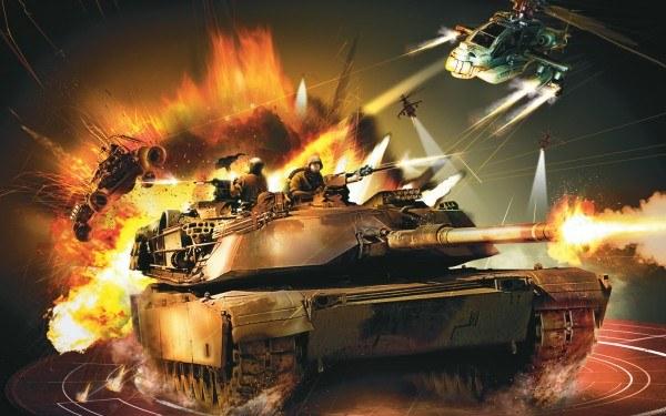 Battlefield - motyw graficzny /Informacja prasowa