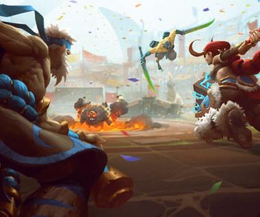 Battlerite: Moba z trybem Battle Royale