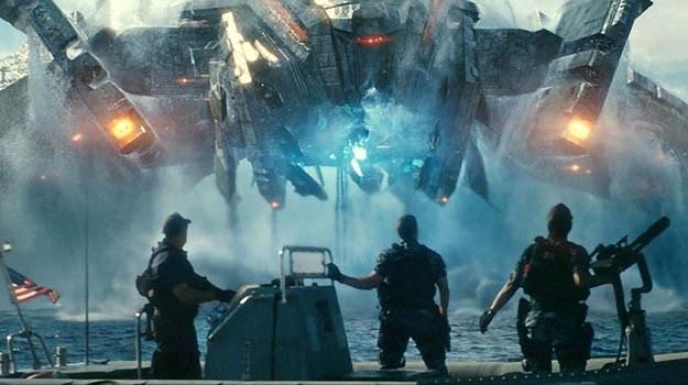 """""""Battleship"""" to wyśmienity pastisz filmów o najeźdźcach z kosmosu. /materiały dystrybutora"""