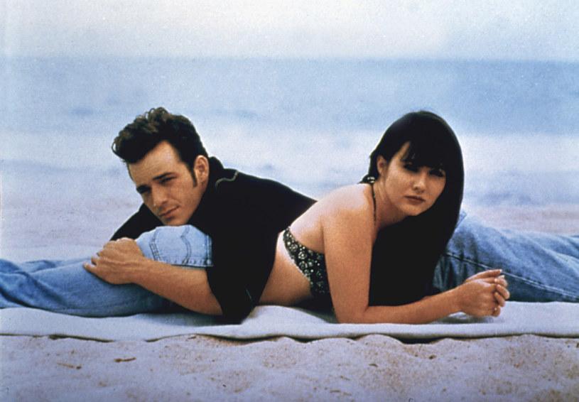 """Baverly Hills, 90210"": Luke Perry, Shannen Doherty /AKPA"