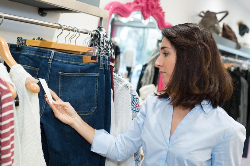 Bawełna będzie podbijać inflację, poprzez wzrost cen odzieży (zdj. ilustracyjne) /123RF/PICSEL