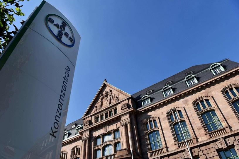 Bayer, centrala w Leverkusen /AFP