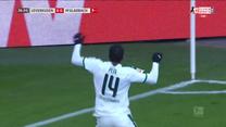 Bayer Leverkusen - Borussia M'Gladbach 0-1 - skrót (ZDJĘCIA ELEVEN SPORTS). Wideo