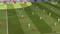 Bayer Leverkusen - Union Berlin 2-0 - skrót (ZDJĘCIA ELEVEN SPORTS). WIDEO
