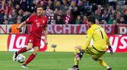 Bayern - Benfica 1-0. Lewandowski jednym z najsłabszych na boisku