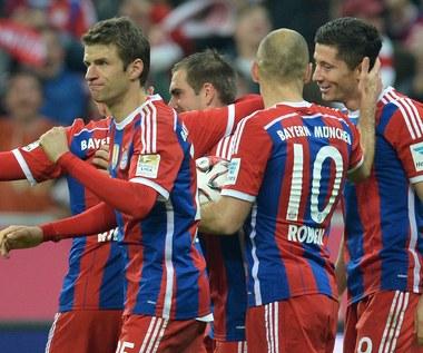 Bayern - Borussia 2-1. Zobacz gole