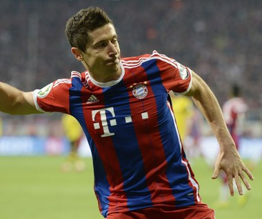 Bayern - Borussia w Pucharze Niemiec. Skrót