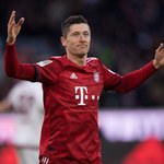 Bayern - FC Nuernberg 3-0. Robert Lewandowski: Oni nie grali w piłkę