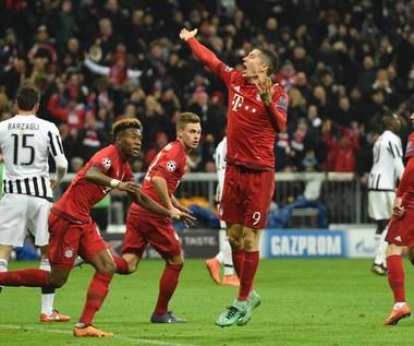 Bayern - Juventus 4-2. Lewandowski: Wróciliśmy z zaświatów