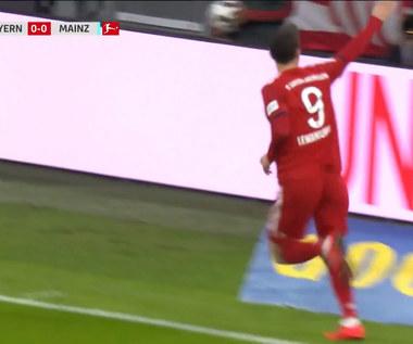 """Bayern - Mainz. """"Lewy"""" się nie zatrzymuje! Kolejny gol Polaka (ZDJĘCIA ELEVEN SPORTS). WIDEO"""