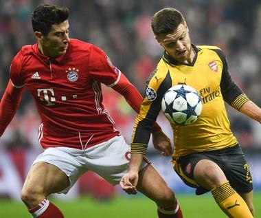 Bayern Monachium - Arsenal Londyn 5-1 w Lidze Mistrzów. Gol i asysta Lewandowskiego