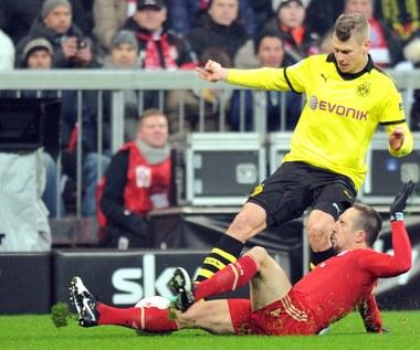 Bayern Monachium - Borussia Dortmund 1-1