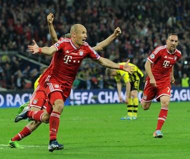 Bayern Monachium - Borussia Dortmund 2-1 w finale LM