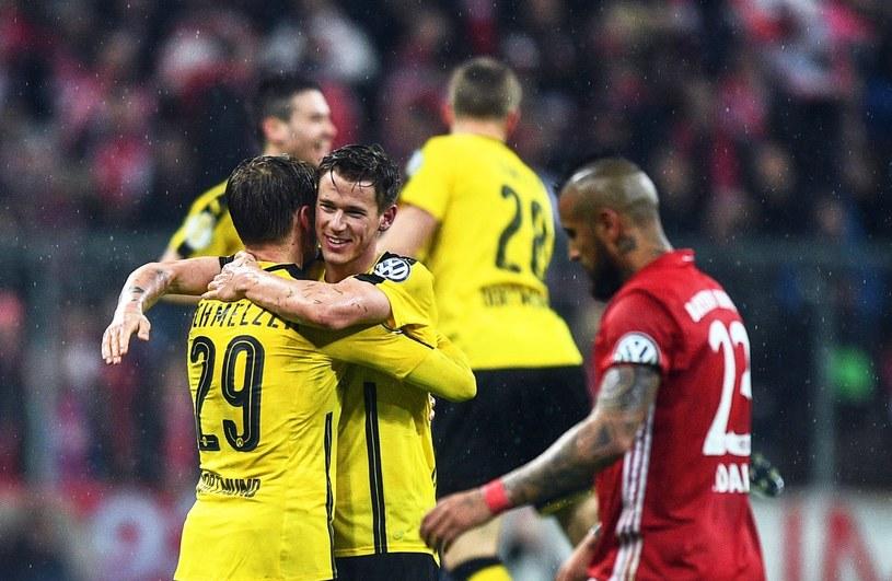 Bayern Monachium - Borussia Dortmund 2-3 /PAP/EPA