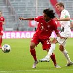 Bayern Monachium - Borussia Moenchengladbach 2-1 w 31. kolejce Bundesligi