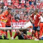Bayern Monachium. Corentin Tolisso zerwał więzadła krzyżowe