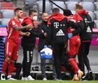 Bayern Monachium. Dłuższa przerwa Alphonso Daviesa