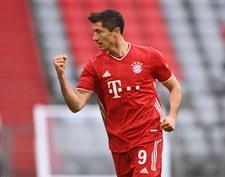 Bayern Monachium - Eintracht Frankfurt 5-0 w 5. kolejce Bundesligi. Lewandowski z hat-trickiem