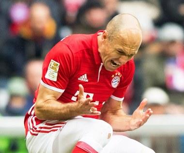 Bayern Monachium - FSV Mainz 05 2-2 w 30. kolejce Bundesligi