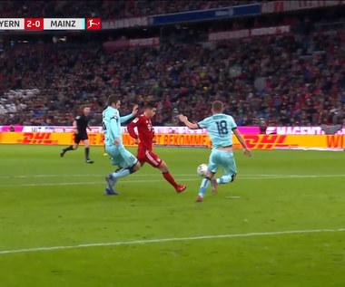 Bayern Monachium - FSV Mainz 6-0 - skrót (ZDJĘCIA ELEVEN SPORTS). WIDEO