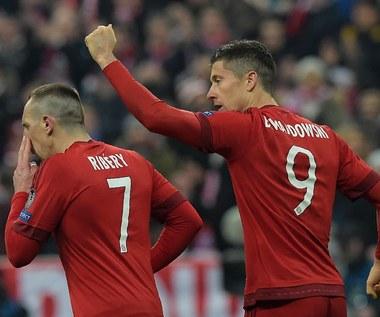 Bayern Monachium - Juventus Turyn 4-2 w 1/8 finału Ligi Mistrzów