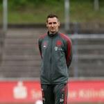 Bayern Monachium. Miroslav Klose ostatecznie zaakceptował rolę asystenta Flicka
