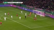 Bayern Monachium pokonany w Gladbach, przegrywa 0-5 w Pucharze Niemiec. WIDEO