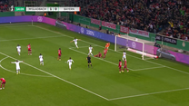 Bayern Monachium pokonany w Gladbach, przegrywa 5-0 w Pucharze Niemiec. WIDEO (Bramki)