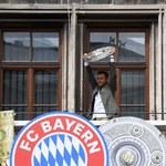 Bayern Monachium. Rafinha podziękował wszystkim poza trenerem