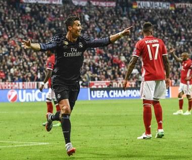 Bayern Monachium - Real Madryt 1-2 w ćwierćfinale Ligi Mistrzów