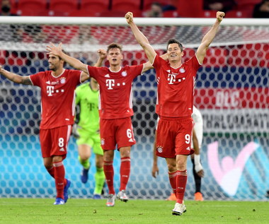 Bayern Monachium - Sevilla FC 2-1 po dogrywce w Superpucharze Europy