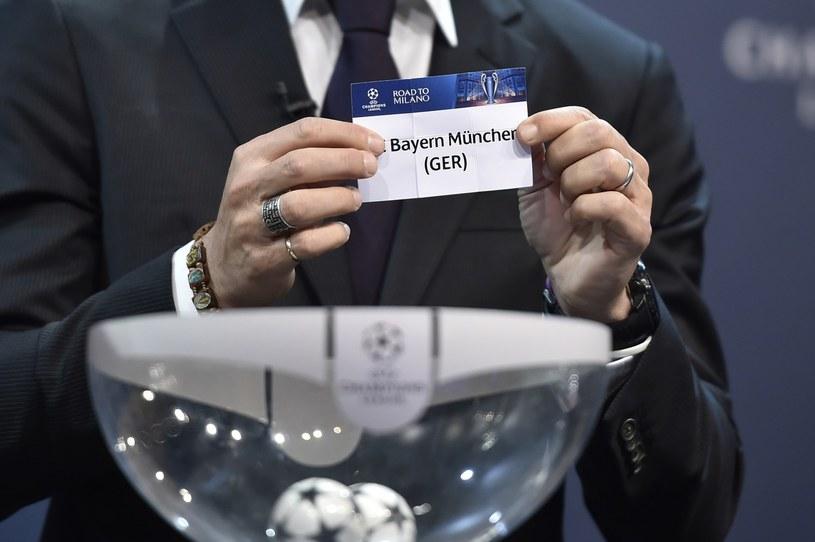 Bayern Monachium to jeden z faworytów do triumfu w Lidze Mistrzów /AFP