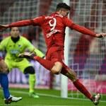 """Bayern Monachium - TSG Hoffenheim 2-0 w 19. kolejce Bundesligi. Dwa gole """"Lewego"""""""