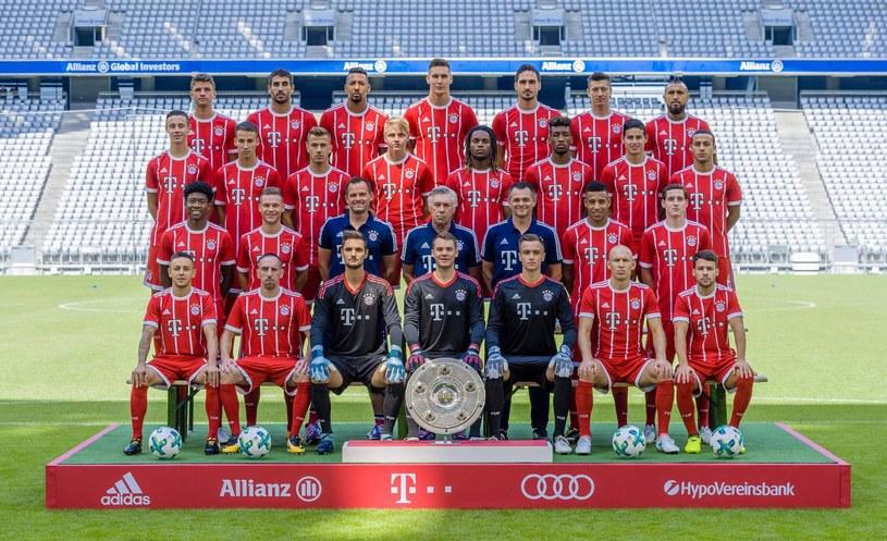 Bayern Monachium u progu nowego sezonu /AFP