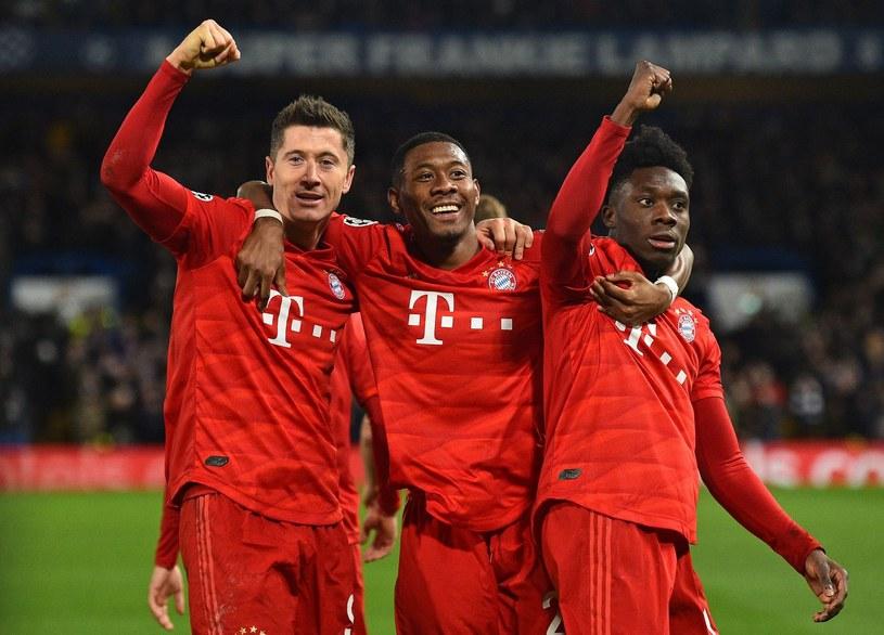Bayern Monachium ujawnił wyniki testów /AFP