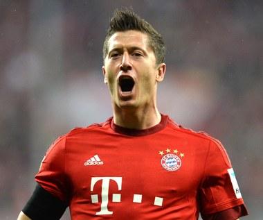 Bayern Monachium - VfL Wolfsburg 5-1. Pięć goli Roberta Lewandowskiego