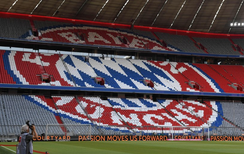 Bayern Monachium /AFP