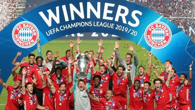 Bayern Monachium /Miguel A. Lopes / POOL /PAP/EPA