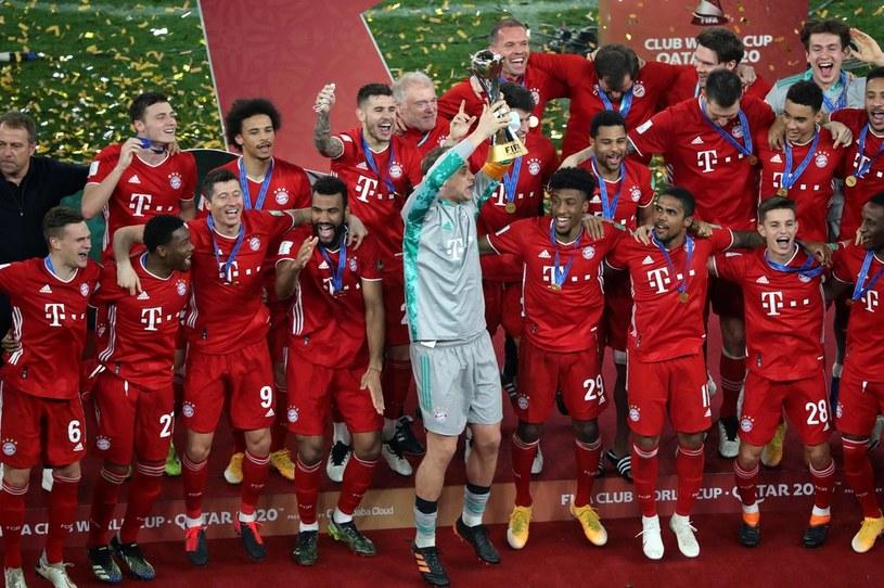 Bayern Monachium /AFP/AFP KARIM JAAFAR/ /AFP